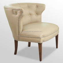 american style wood relaxing chair for dinig room HDC1148