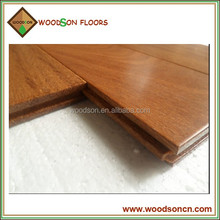 Nature Color Smooth Solid Teak Wood Flooring Price