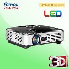 1080P proyector Full HD el mini LED 3D