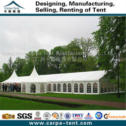 Arabic party tent with water proof pvc roof for over 100 people , wide application party tent hot selling