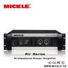 MICKLE RV Series professional stage speaker power amplifier module