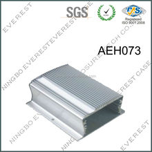 Aluminum extruded housing for LED driver