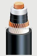 Medium Voltage Power Cables up to 33 kV with XLPE insulation