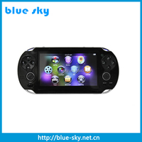16GB Flash MP5 game player with download games for pmp