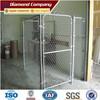ISO certification diamond shape chain link fence / chain link fencing / used chain link fence