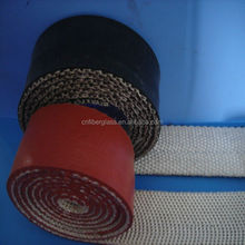 Variety colors Fiberglass Silicone Rubber Tape,Protecting hoses and cable