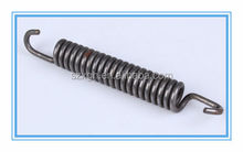 customized carbon steel double hooks spring/ leaf spring/ air suspension spring