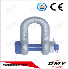 Galvanized Wire Rope G2150 Long Snap Shackle