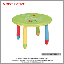 children furniture hot selling kid's plastic table