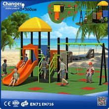 children outside play structure with CE approved,children outside play structure