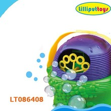 Summer toys for children Cool air Bubble generator