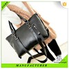 2015 classic style women long shoulder plain tote bag from China