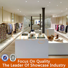modern decoration clothing stores