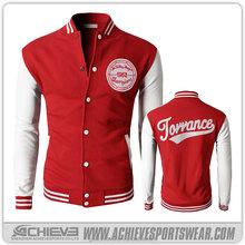 custom slow pitch softball jerseys/ cheap varsity jacket wholesale