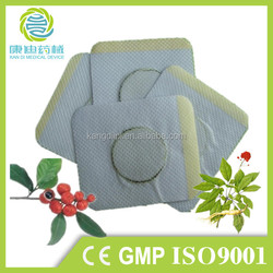 factory supply 100% natural and herbal slim patch,effective weight loss patch