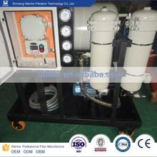High Filter Accuracy Transformer Oil Filter Machine