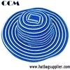 Blue Dot Ribbon Folding Outside Sun Hats Wholesale