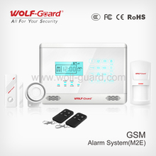 Wireless Intruder Security GSM Home Alarm System with APP control and alarm relay switch for home safety YL-007M2E