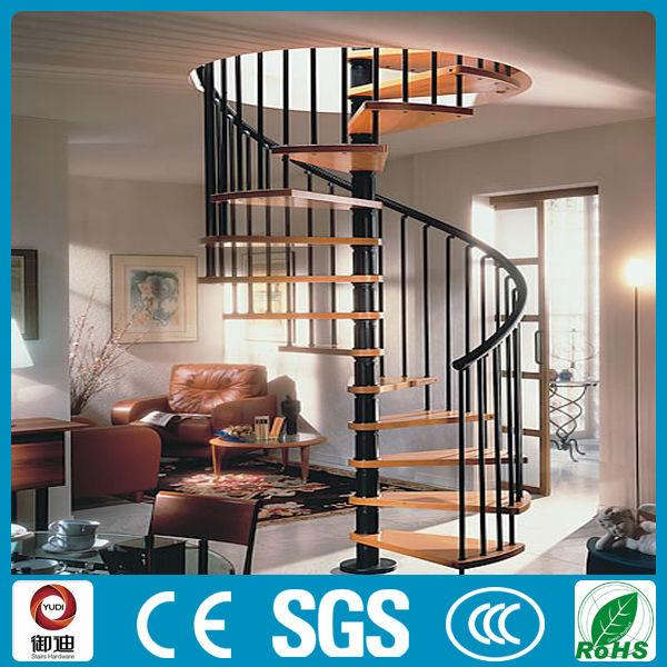 Interior escaleras dise o de acero de las escaleras de for Escaleras de madera interior precio
