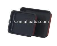 aluminum non stick rectangle baking tray