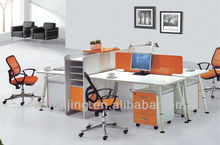 Modern Cheap Leather Mesh Plastic Office Swivel banquet tables and partitions