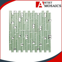 New design crystal indoor and outdoor swimming poor for glass mosaic