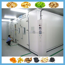 high quality Electric vegetable dehydrator machine 220v (75% free air source with 25%electricity, heat pump dryer type)