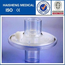 Bacteria/Viral spirometry filter with Mouthpiecec for pulmonary function Tests