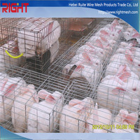 Quality products transport folding meat rabbit cages