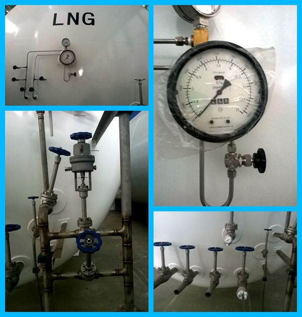 Cryogenic Storage Gas Tank Details-1