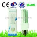 nueva forma china 2014 lámpara ahorro de energía 3u llevó lámpara