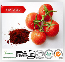 Anti-oxidating nutrition ingredient, natural tomato extract Lycopene 1- 20%