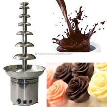 2015 the best seller for party chocolate fountain sale