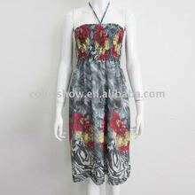 2012 ladies' shivering summer sexy dresses