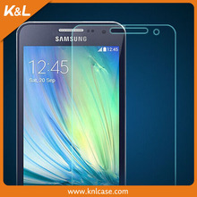 NEW screen protector phone for samsung Galasxy A7 with high quality review glass screen protector