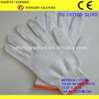 New arrival cotton glove, with PVC dots on palmworking glove,latex coated glove For Construtions Bulk From China en388