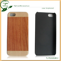 for iPhone Wooden Case wholesale or customization,mobile phone wood back cover case for iphone