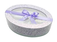 Mountain custom oval magic chocolate box