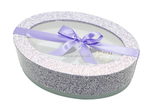 Mountain custom oval magic chocolate box