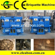 2T/H Piston Biomass Fuel Briquette Machine for Wood Sawdust