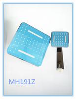 toilet hand shower set single hand shower+ overhead shower MH191Z