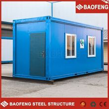 prebuilt modified special container house