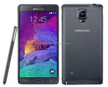5.7inches touch screen 16MP camera 32GB storage cell phones fast shipping original samsung galaxy Note4