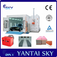 Main Product SB-200 Truck Baking Oven Auto electronics parts