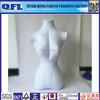 Cheap Inflatbale White Female Mannequin Half Body Torso Mannequin