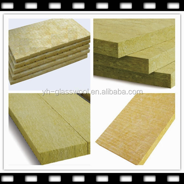 Curtain wall fire stop rock wool board insulation view for Mineral wool wall insulation