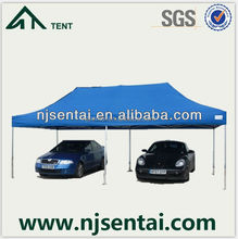 3x6m/4x8m 2015 new chinese supplier alum hex folding portable garage