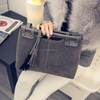 winter design fashion luxury charm hand bags