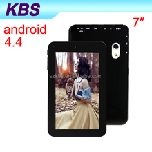 Very cheap android 4.4 bluetooth 7 inch pc tablet free game download
