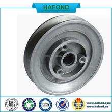 Factory Supply High Precision grey cast iron flywheel